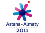 The Asian games of 2011 to Kazakhstan